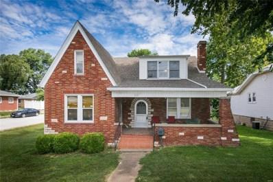 222 W Elm Street, Alton, IL 62002 - MLS#: 18061479
