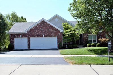 2608 Chatham Place Court, Wildwood, MO 63005 - MLS#: 18061483