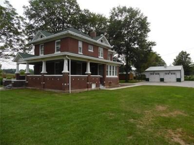 418 E Hall Street, Marissa, IL 62257 - MLS#: 18061554