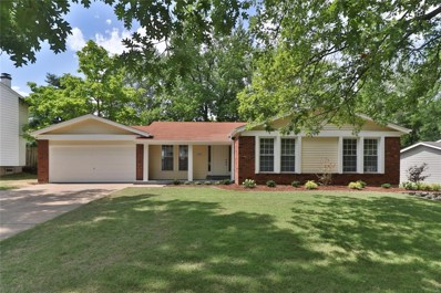 15435 Eaglepass, Chesterfield, MO 63017 - MLS#: 18061581