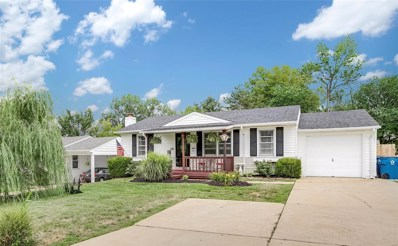 11117 Golf Crest Drive, St Louis, MO 63126 - MLS#: 18061601