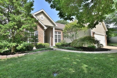 923 Wellesley Place Drive, Chesterfield, MO 63017 - MLS#: 18061670