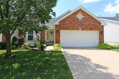 709 Villas Estates Drive, Fenton, MO 63026 - MLS#: 18061770