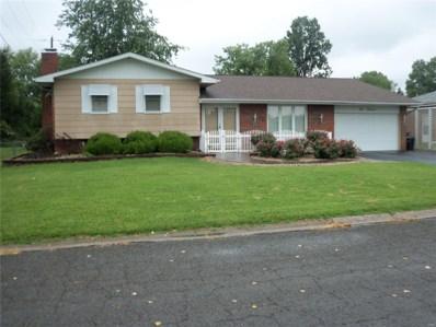 614 Church Drive, Bethalto, IL 62010 - MLS#: 18061776