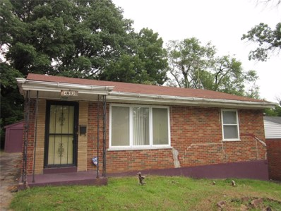 4603 Edgewood Boulevard, St Louis, MO 63121 - MLS#: 18061817