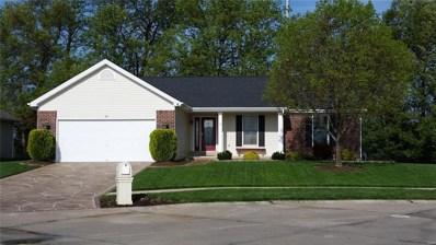 65 Tulip Bend Drive, Wentzville, MO 63385 - MLS#: 18061879