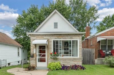 2815 Dalton Avenue, St Louis, MO 63139 - MLS#: 18061906