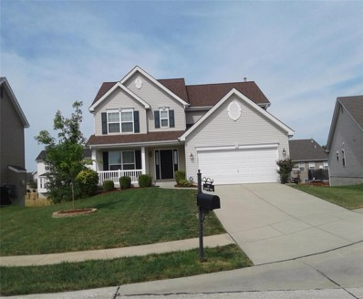2413 Glenmount Court, Belleville, IL 62221 - MLS#: 18061924
