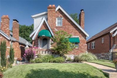 6931 Hillsland Avenue, St Louis, MO 63109 - MLS#: 18061961