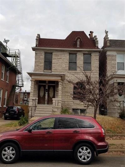 3919 Castleman Avenue, St Louis, MO 63110 - MLS#: 18061965