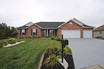 156 Oak Hill, Maryville, IL 62062 - #: 18061970