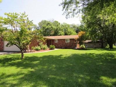 3463 Glennoak Drive, Edwardsville, IL 62025 - MLS#: 18061971