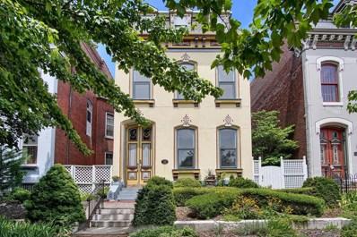 1815 Lafayette Avenue, St Louis, MO 63104 - MLS#: 18061991