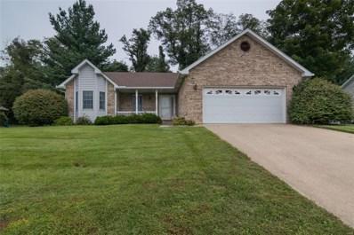 126 Crestmoor, Collinsville, IL 62234 - MLS#: 18062005