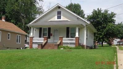 1409 Allendale Boulevard, Chester, IL 62233 - MLS#: 18062007