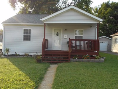 2605 Center Street, Granite City, IL 62040 - MLS#: 18062142