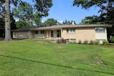 1 Morwood Lane, St Louis, MO 63141 - MLS#: 18062315