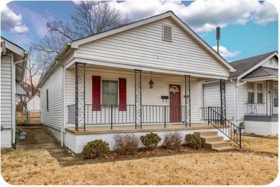 4672 Dewey Avenue, St Louis, MO 63116 - MLS#: 18062334