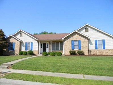 1602 Prairie View Drive, Edwardsville, IL 62025 - #: 18062359