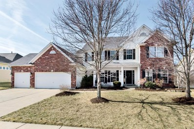 3107 Bear View Court, Wentzville, MO 63385 - MLS#: 18062523