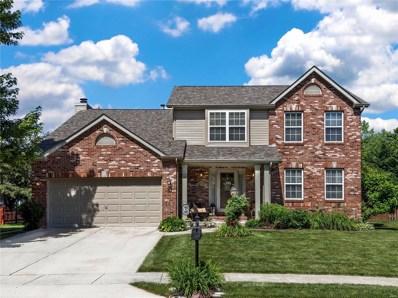 2509 Hunters Ridge, Edwardsville, IL 62025 - MLS#: 18062688