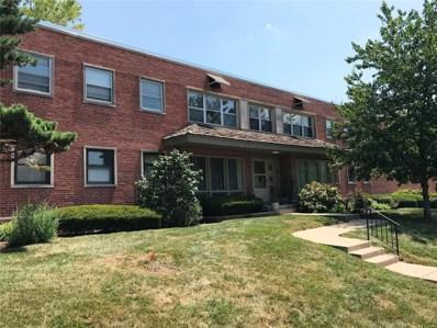 5 Delcrest Court UNIT 103, St Louis, MO 63124 - MLS#: 18062757