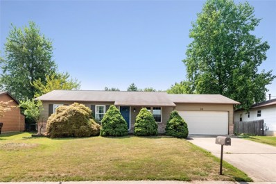 16 W Sunny Wood Court, St Peters, MO 63376 - MLS#: 18062852