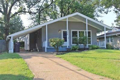 758 Montego Drive, St Louis, MO 63126 - MLS#: 18062967
