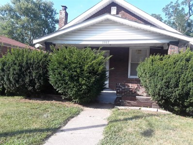 7007 Glenmore Drive, St Louis, MO 63121 - MLS#: 18063066