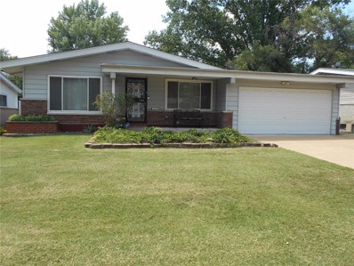 10139 Edgefield Drive, St Louis, MO 63136 - MLS#: 18063188
