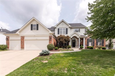 806 Summer Oak Court, Ellisville, MO 63021 - MLS#: 18063219