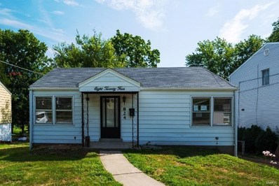 824 Liggett Avenue, St Louis, MO 63126 - MLS#: 18063445