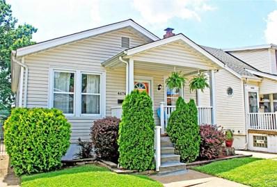 4674 Tesson Street, St Louis, MO 63116 - MLS#: 18063557