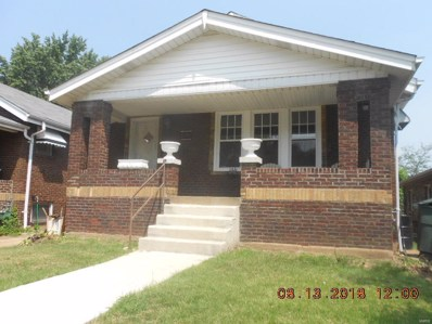 6309 Wade Avenue, St Louis, MO 63139 - MLS#: 18063569