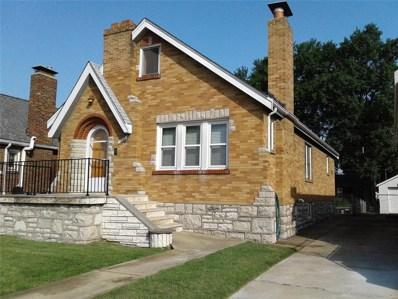 6937 Hillsland Avenue, St Louis, MO 63109 - MLS#: 18063579