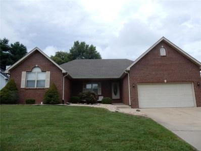 449 Monticello Place, Edwardsville, IL 62025 - MLS#: 18063691