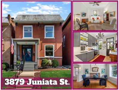 3879 Juniata Street, St Louis, MO 63116 - MLS#: 18063713
