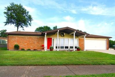 4866 Towne South, St Louis, MO 63128 - MLS#: 18063744