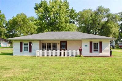 419 W Harrison Street, Millstadt, IL 62260 - MLS#: 18063750