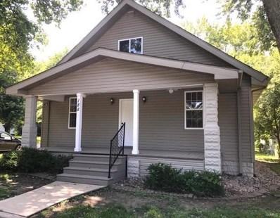 188 School Street, Glen Carbon, IL 62034 - MLS#: 18063843