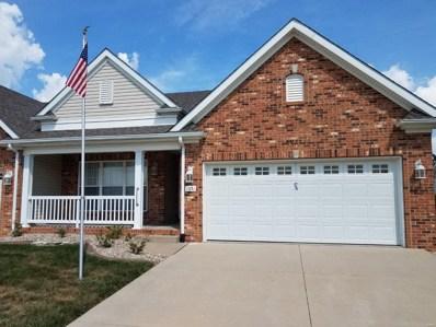 1331 Magnolia Lane, Jerseyville, IL 62052 - MLS#: 18063916