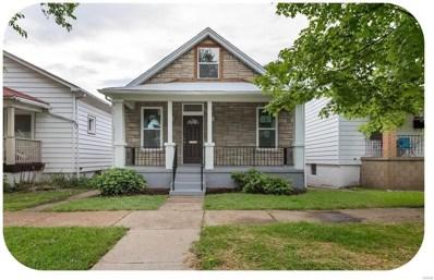 4615 S Spring Avenue, St Louis, MO 63116 - MLS#: 18063965