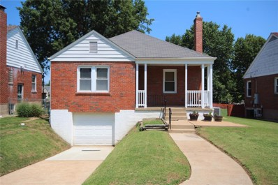 6759 Aliceton Avenue, St Louis, MO 63123 - MLS#: 18063981
