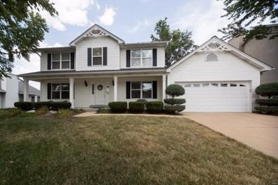 104 Misty View Lane, St Peters, MO 63376 - MLS#: 18064028