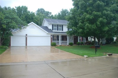 124 Keystone Crossing, Unincorporated, MO 63368 - MLS#: 18064167