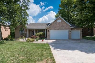 1000 Prestonwood Drive, Edwardsville, IL 62025 - #: 18064185