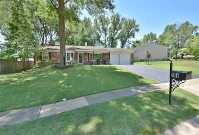 106 Bellechasse, Chesterfield, MO 63017 - MLS#: 18064370