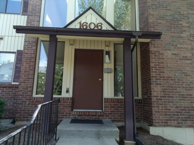 1606 Willow Wren Court UNIT 208, Florissant, MO 63033 - MLS#: 18064378
