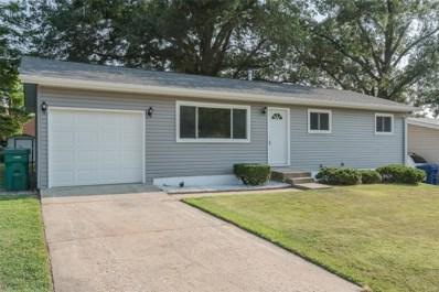1220 Acredale Drive, Florissant, MO 63033 - MLS#: 18064397