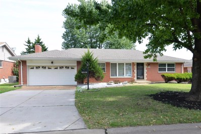 6019 Deerwood Drive, St Louis, MO 63123 - MLS#: 18064423